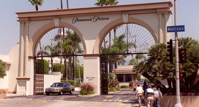 Paramount Television will probably scour its movie vault for potential TV content.