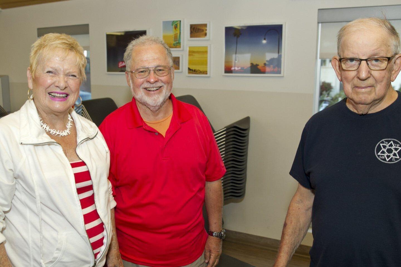 Garrie Lynn Rhodes, Bill Ziefl, Al Salsberg