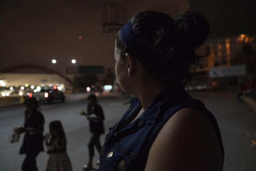 Marili, Honduran asylum seeker