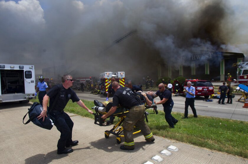 Four Houston firefighters killed: 'Like losing a family member'