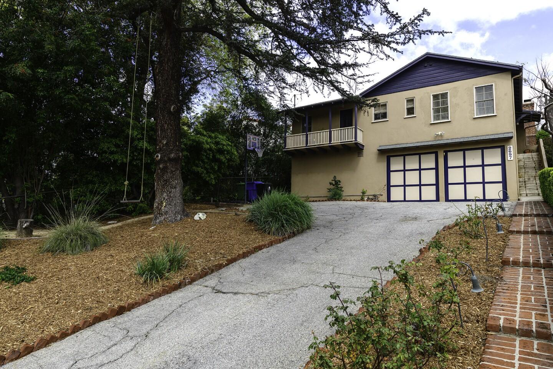 Morgan Rusler's Silver Lake home   Hot Property