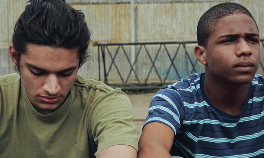 """The Brazilian film drama """"Socrates"""" is about a poor gay youth whose supportive mother dies, leaving him to fend for himself."""