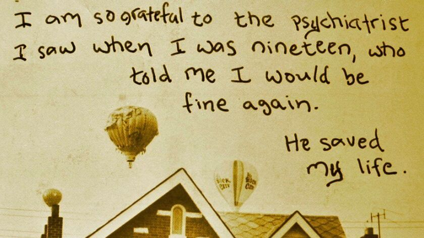 """""""PostSecret,"""" a new exhibit at the San Diego Museum of Man, will feature thousands of postcards subm"""