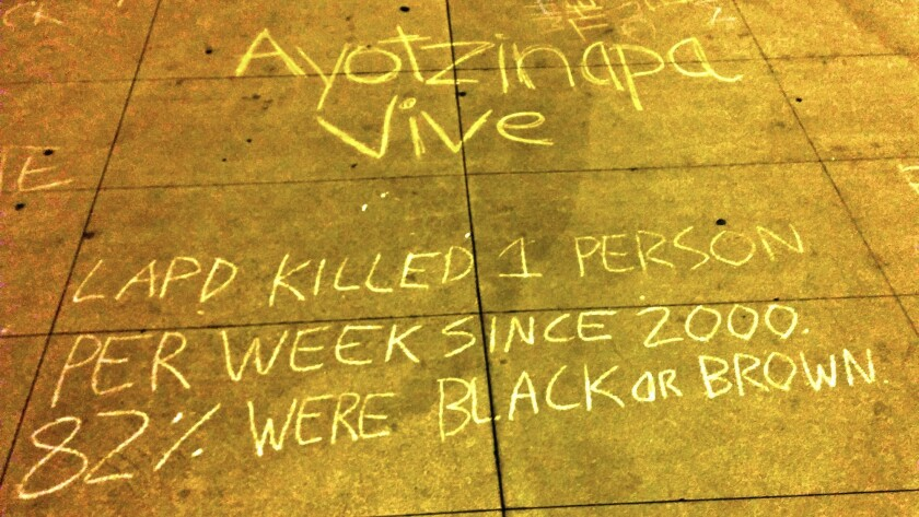 LAPD killings