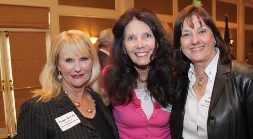 Joan Scott, Teri Summerhays, Debbie Syverson (Photo: Jon Clark)