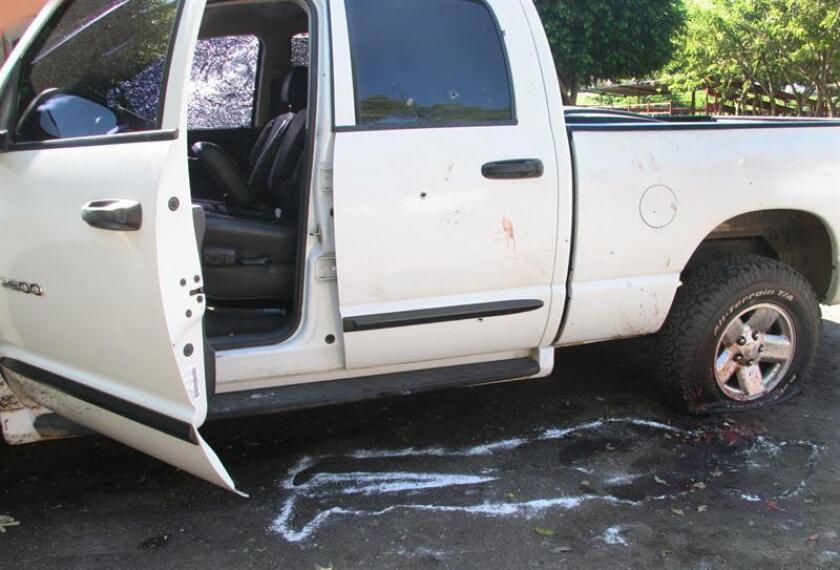 Seis muertos en México por enfrentamiento entre bandas de robo de combustible
