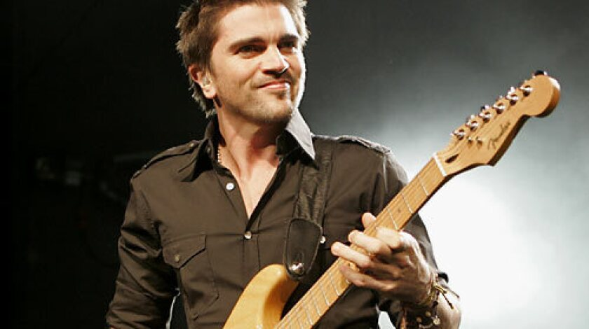Juanes has been called the Bono of Latin America for his social and political activism. His 2020 tour will include concerts in San Diego and Temecula.
