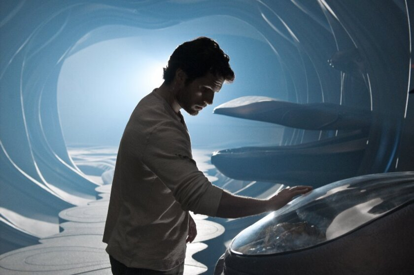 """A scene from Warner Bros. Pictures' """"Man of Steel."""""""