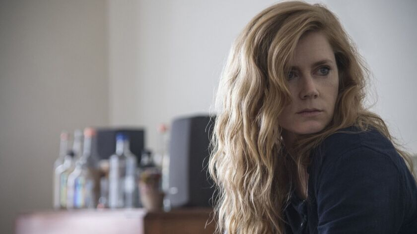 "Amy Adams in ""Sharp Objects"""