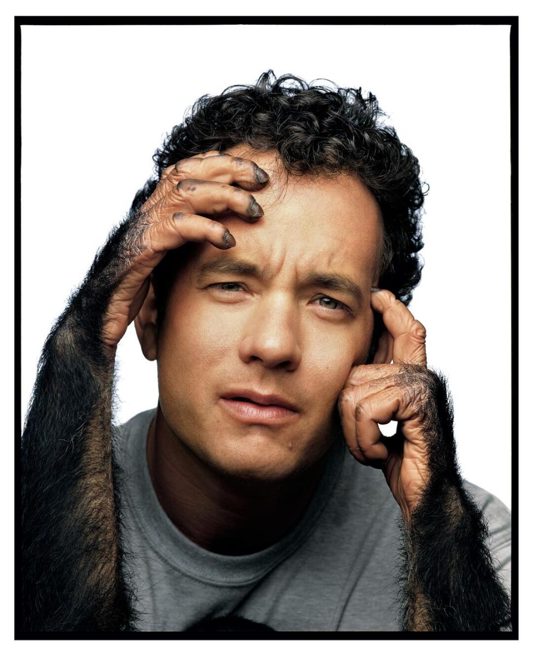Tom Hanks, photographed on June 6, 1994, for an US magazine cover story that August.