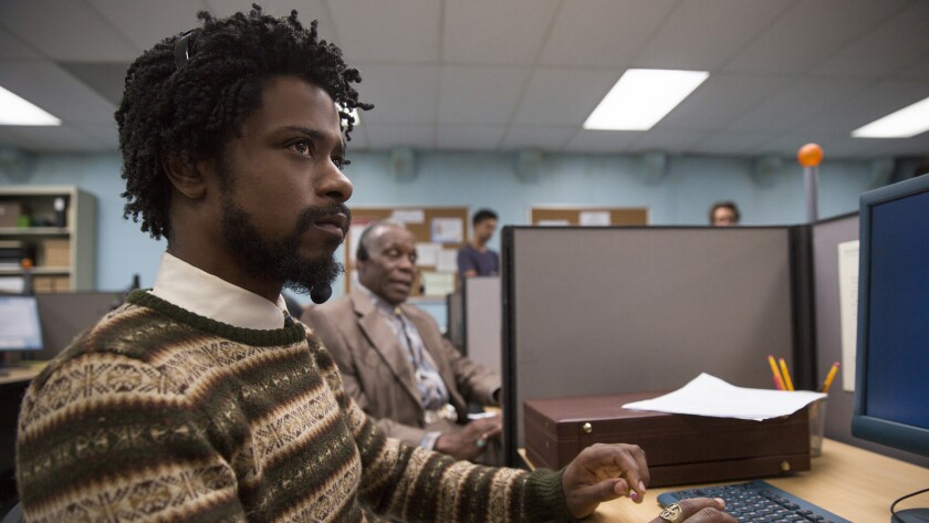 'Sorry to Bother You' movie review