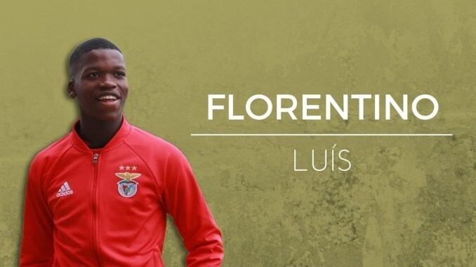 10. Florentino, Portugal (Benfica), $11.4 millones