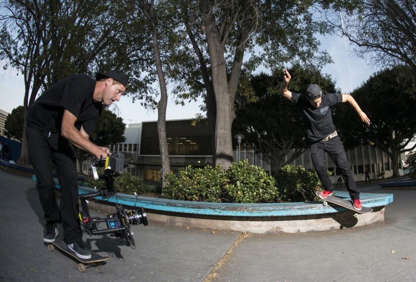 Paul Rodriguez, Ty Evans
