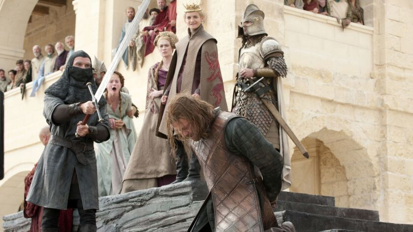 'Game of Thrones' deals in sadistic audience manipulation. Why we keep watching