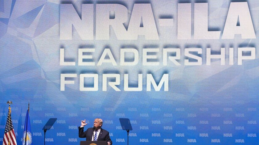 NRA wins fight to question former New York official over state probe