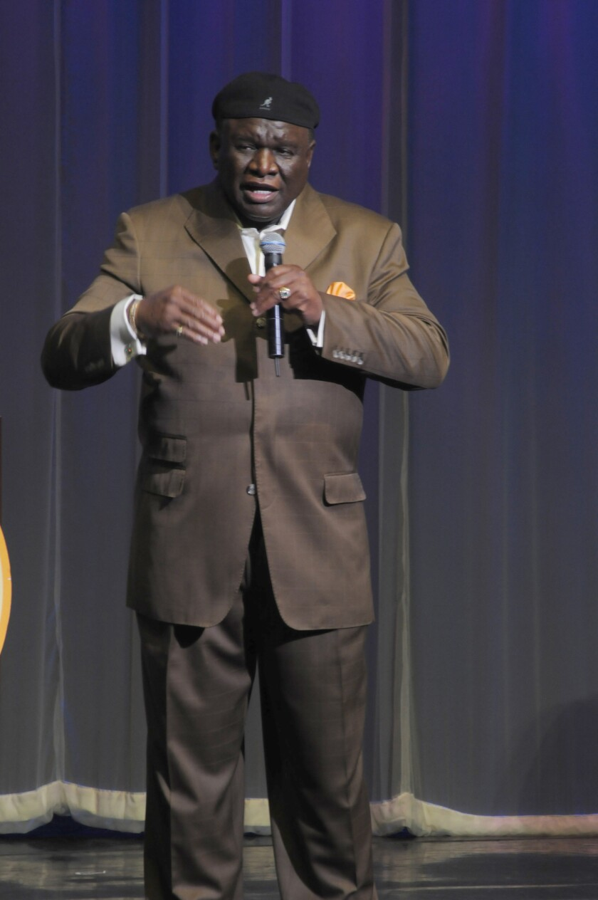 Las Vegas: Comedian George Wallace to end 10-year run on the Strip
