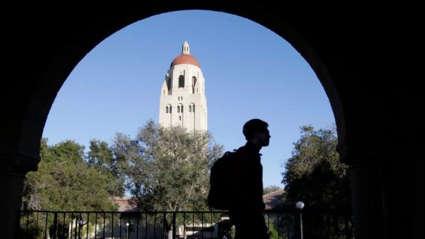 Federal prosecutors have sent a letter to Yusi Zhao, whose parents paid $6.5 million to the consultant at the heart of the college admissions scandal, informing the former Stanford student she is a possible target of their investigation, a person familiar with the matter said.