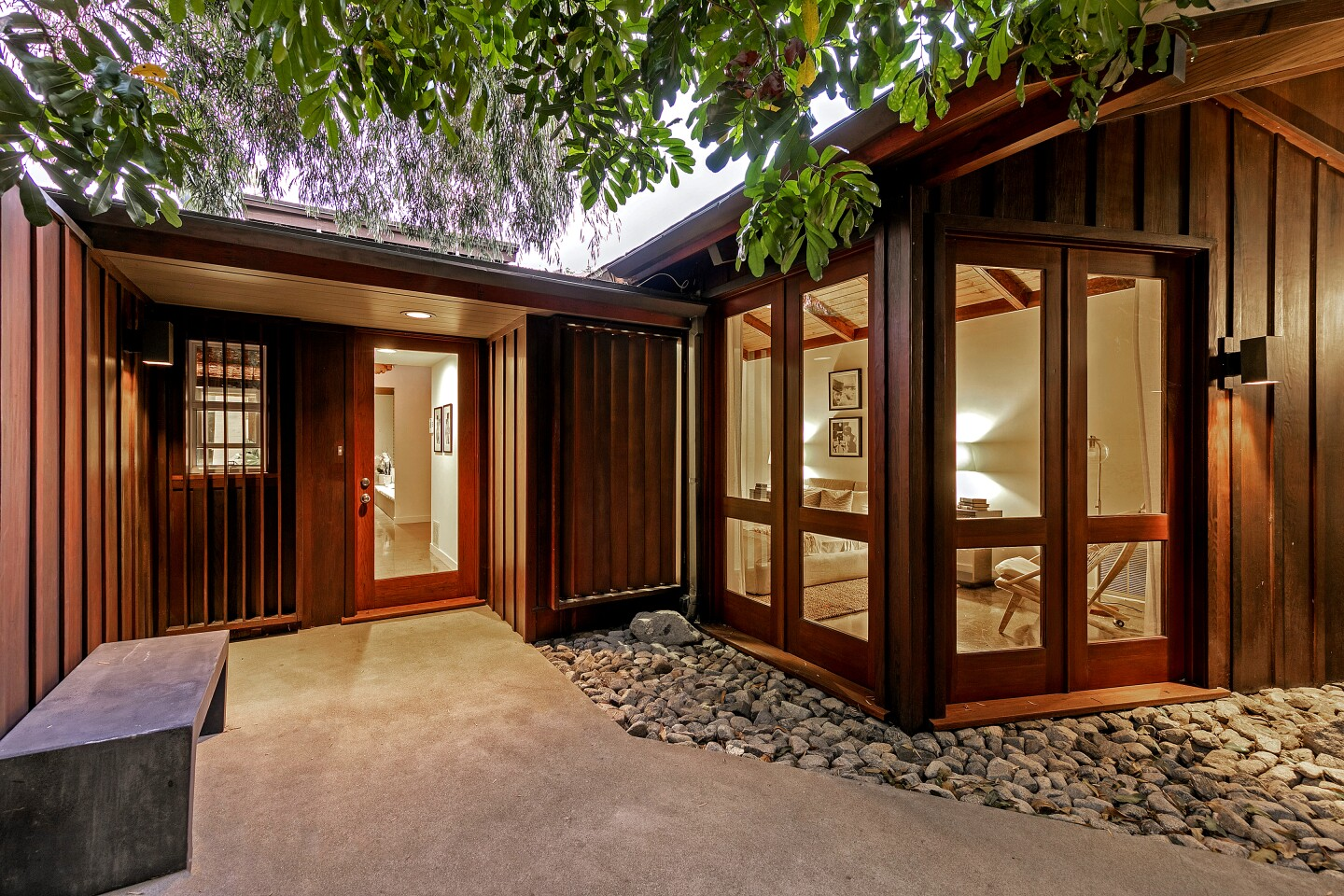 Actor Josh Hutcherson has complete a scene change in the Hollywood Hills, selling his of eight years for $2.94 million. The wood-clad Midcentury home, built in 1951, features walls of glass, an updated kitchen and expansive decking that creates additional living space outdoors. Late actor Heather Ledger is among previous owners of the 1,900-square-foot house, which has two bedrooms and two bathrooms.