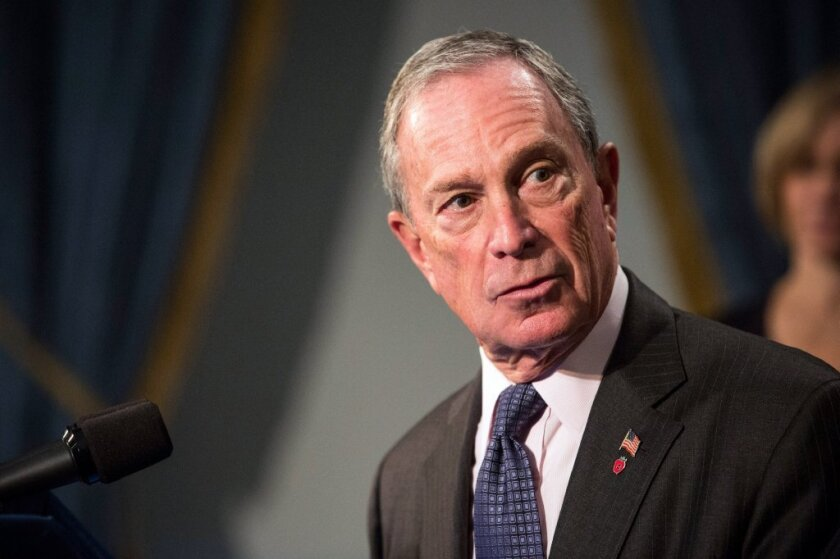 Michael Bloomberg won the New York mayor's race after spending more than any candidate ever had on a U.S. mayoral contest.