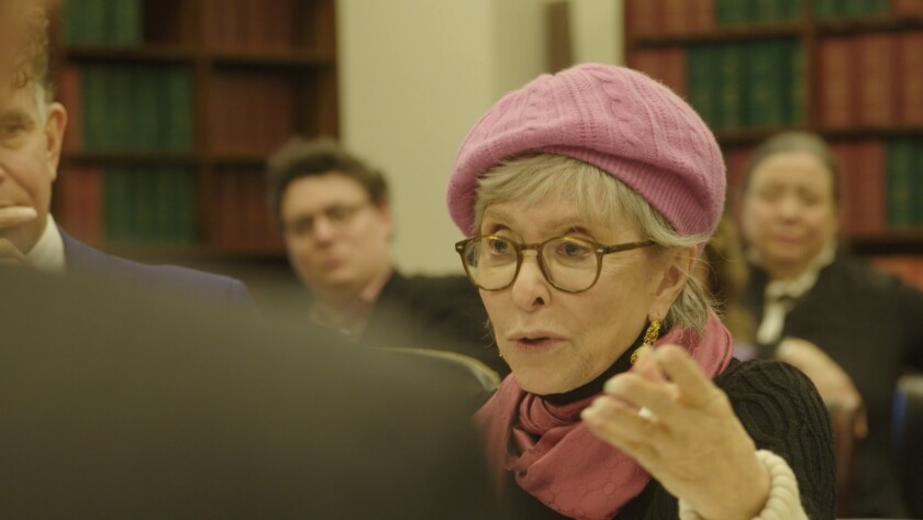 """Rita Moreno in the documentary """"Rita Moreno: Just a Girl Who Decided to Go for It."""""""