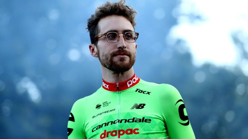 Taylor Phinney will compete in the Tour of California riding for the Cannondale-Drapac Pro Cycling Team.