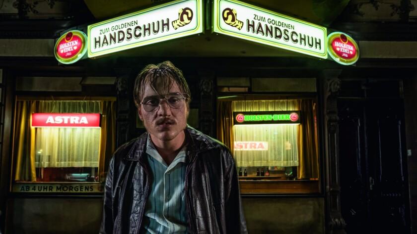 Jonas Dassler, 'The Golden Glove'
