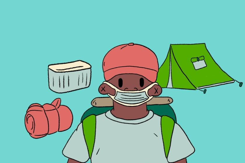 BIPOC Camping Kits