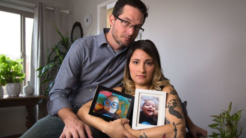 Tom Schaeffer and his wife Tallia Cuellar lost their three-month-old son, Elliot Schaeffer to Sudden Infant Death Syndrome in 2014. They found a plausible cause for the death through a program called the Molecular Autopsy Study.