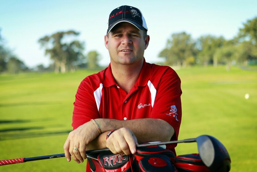 Long driver Lynn Ray is doing a charity event during the Farmers Insurance Open in which he'll try to break the world record for most 300-yard drives hit over a 12-hour period.
