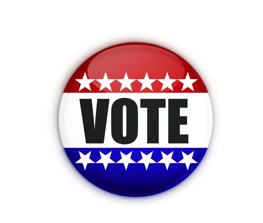 Este 6 de noviembre salga a ejercer su derecho de votar. No deje que otros elijan por usted.