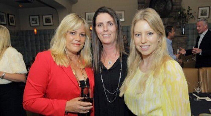 Helle Brandrup, Tina Bennett, Jolene Perry