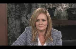 Samantha Bee on the 'genius' of starting 'Full Frontal' during an election year