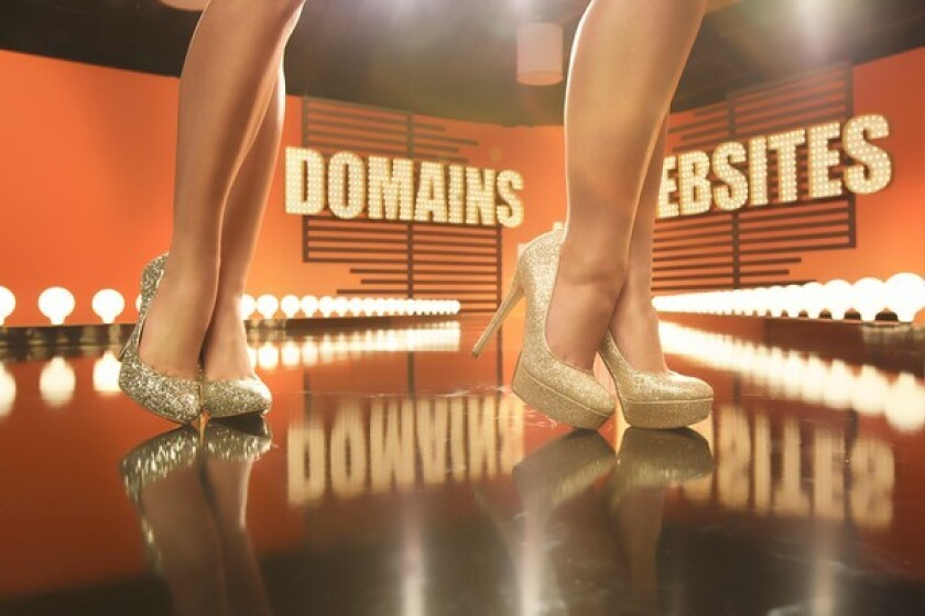 New domains will be available through sites such as GoDaddy.