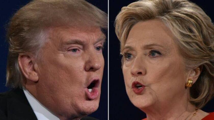 Donald Trump y Hillary Clinton intensifican sus campañas en la recta final hasta las elecciones del próximo 8 de noviembre.