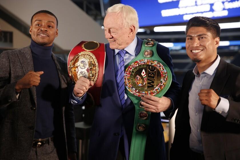 APphoto_Spence Garcia Boxing