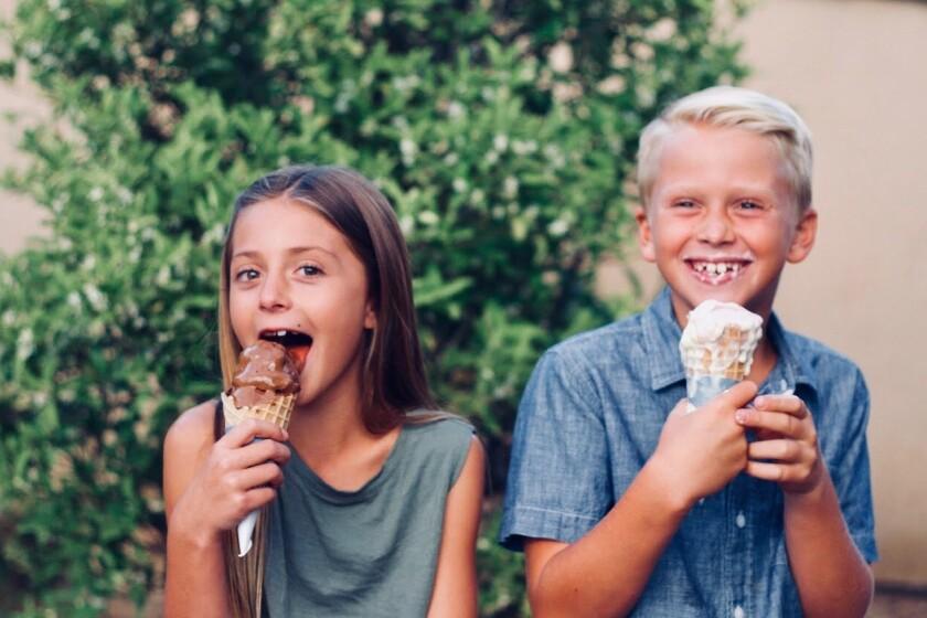 Handel's Ice Cream is now open in Carmel Valley.