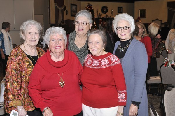 Char Yingling, Beverly Stone, Amy Nichols, Ruth Grendell, Alice Walker
