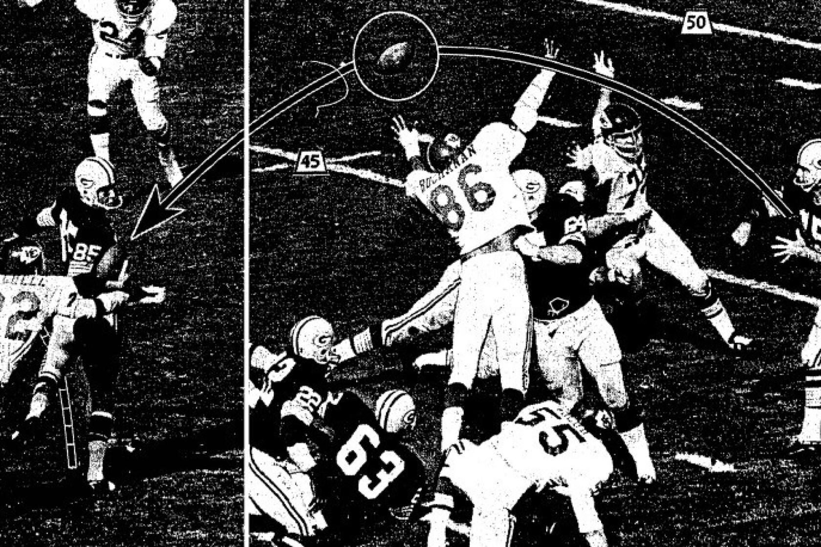 super popular 2a374 6585d The first Super Bowl, in L.A. in 1967, wasn't even called ...