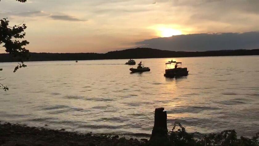 Missouri lake disaster in high winds kills 17, raising new