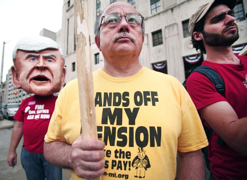 Detroit's bankruptcy trial begins