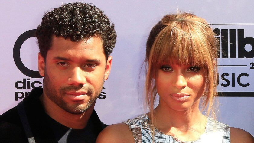 Russell Wilson and Ciara are married.
