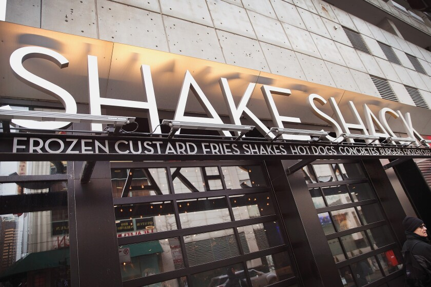 "Shake Shack tweeted that it was ""horrified"" by reports of the alleged contamination."