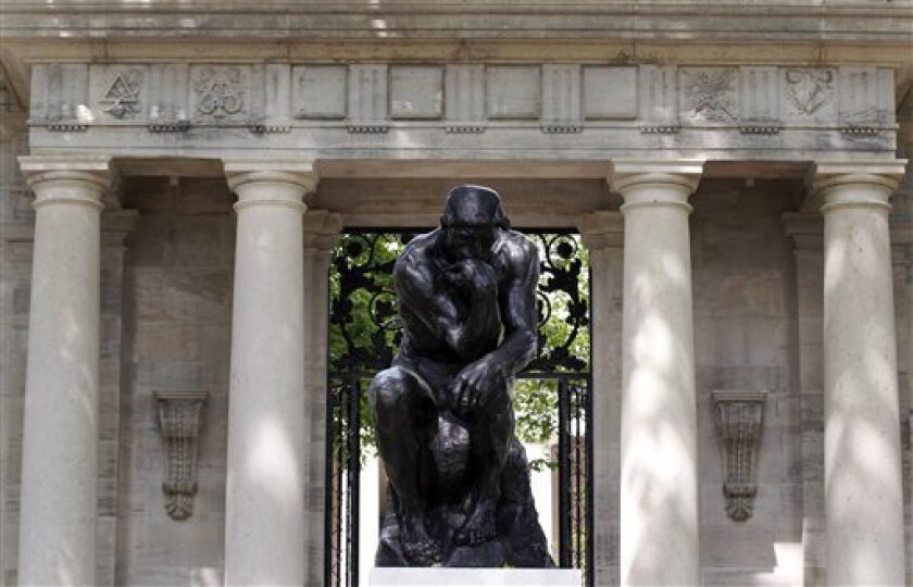 Rodin Museum In Philadelphia To Reopen In July The San Diego