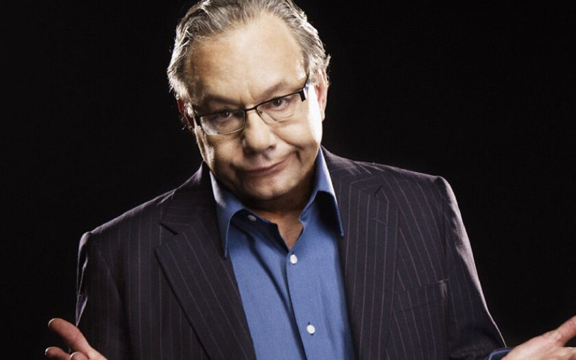 Lewis Black recalls the tough days as a playwright