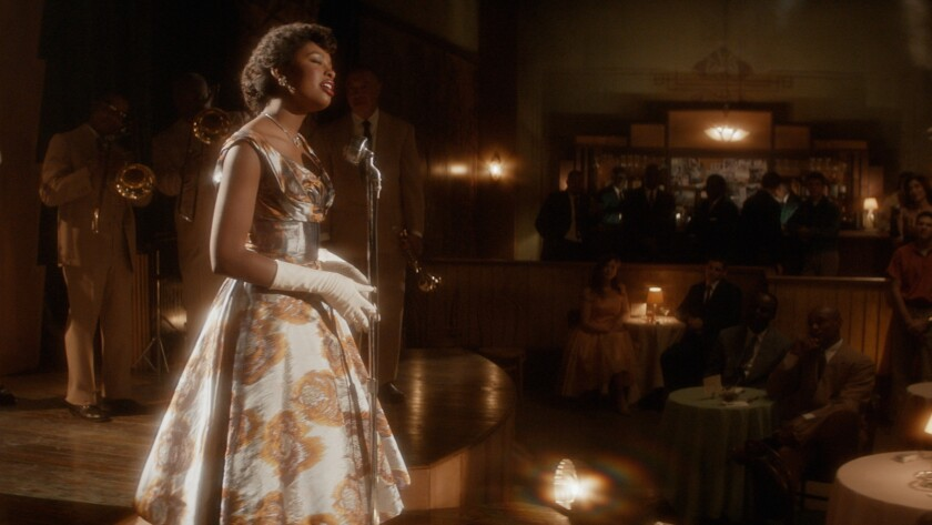 """Coco Jones in a scene from """"Flock of Four."""" Credit: Abramorama"""