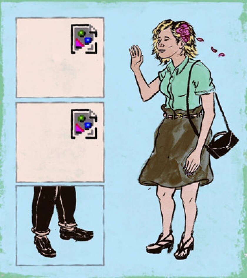 L.A. Affairs: Three strikes, and online dating is out