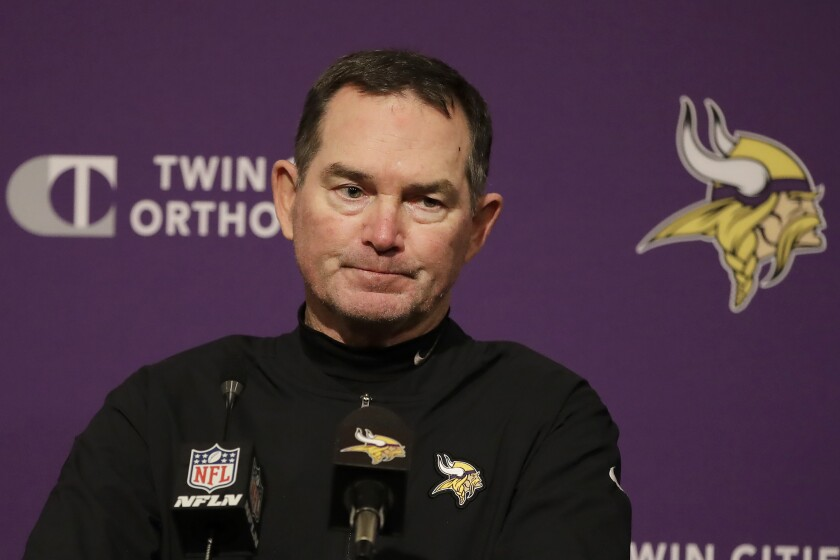 Vikings Draft Preview Football