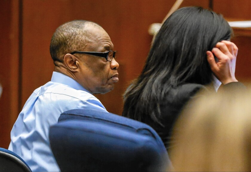Lonnie Franklin Jr. is suspected of killing nine women and a 15-year-old girl in South Los Angeles over more than 20 years.