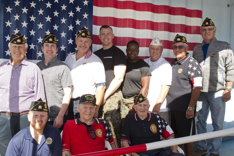 American Legion Post 416 presents Veterans Day Moonlight Open Surfing