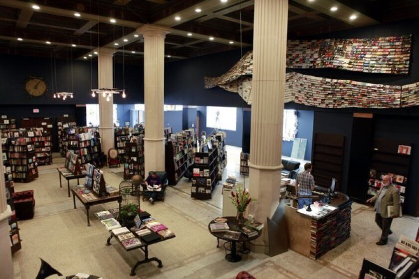 Downtown L.A.'s The Last Bookstore